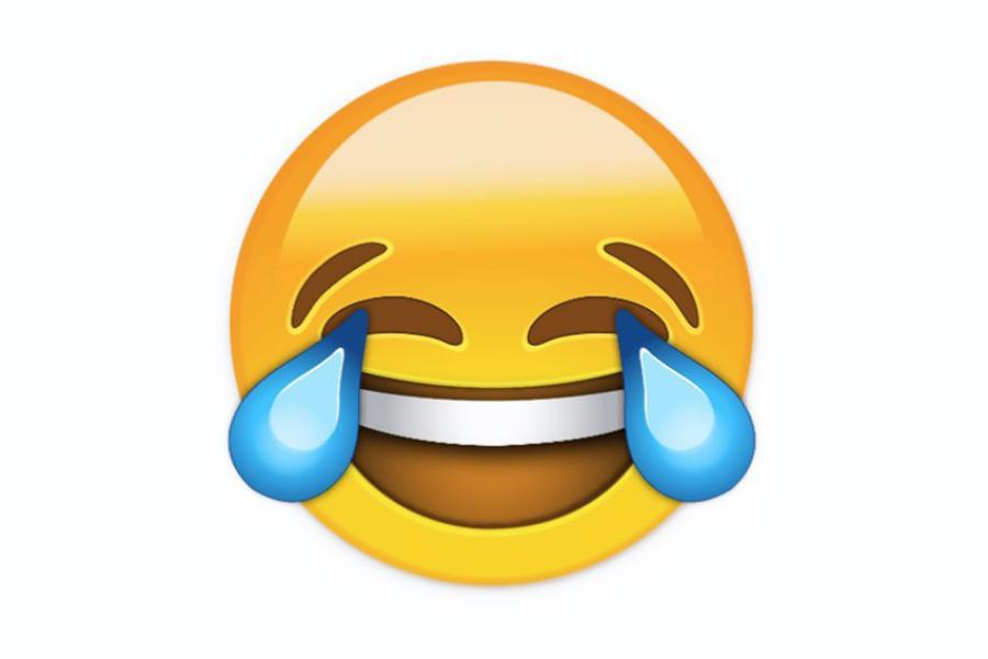 Dieser Emoji war 2015 das Wort des Jahres