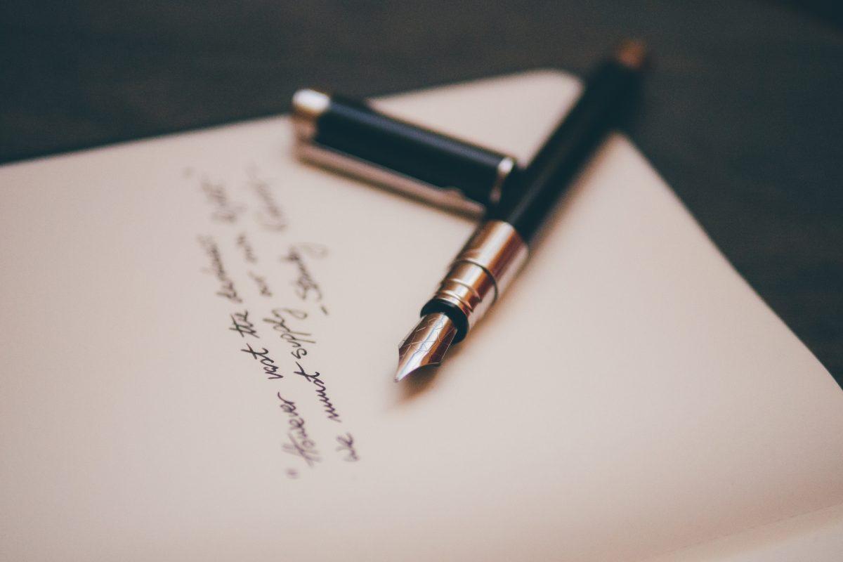 schreiben informierenden textes themen
